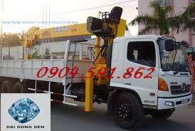 Công ty cho thuê xe cẩu tại Bình Dương, Đồng Nai,TpHCM